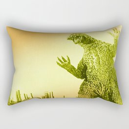 Godzilla 2 Rectangular Pillow