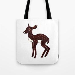 a Deer a Doe Tote Bag