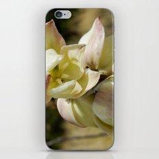 Open Bloom iPhone & iPod Skin