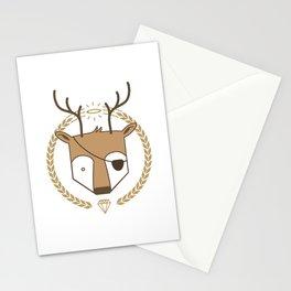 Mr. Deer Stationery Cards