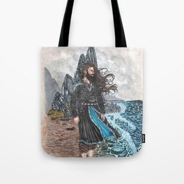 Njord Lord of the tides Tote Bag