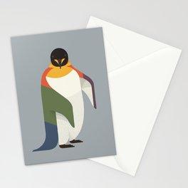 Emperor Penguin Stationery Cards