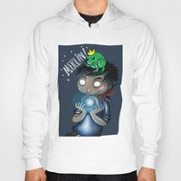 merlin Hoodies featuring Merlin!!! by Fla'Fla'