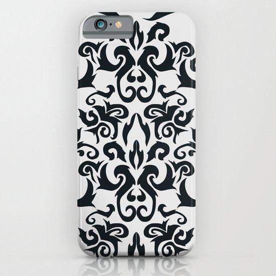 Imperial IV - Ebony and Ivory iPhone & iPod Case