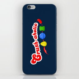 Crush-aholic iPhone Skin