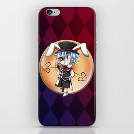 Lapin's CLock iPhone Skin