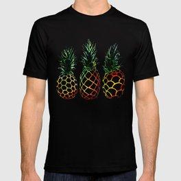 Retro Pineapples T-shirt