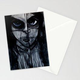 Insomnia 2 - Blue Stationery Cards