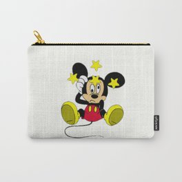 Fallen Mickey Mouse Carry-All Pouch