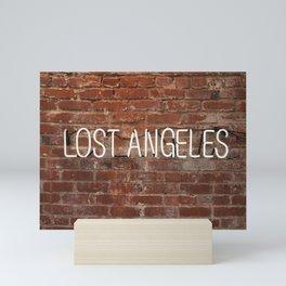 Lost Angeles Mini Art Print