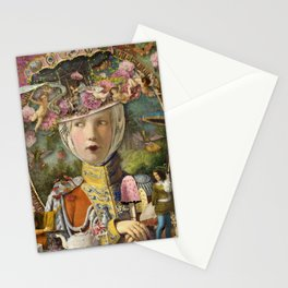 rOuNd aBoUt 5 pm Stationery Cards