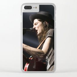 James Bay Clear iPhone Case