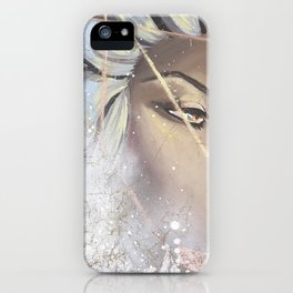 Fight For Light iPhone Case