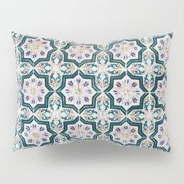 Portuguese Tiles Pillow Sham