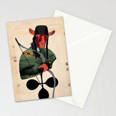 LANCELOT DU LAC Stationery Cards