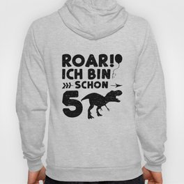 Roar Ich Bin Schon 5 Hoody