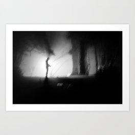 Iluminated Art Print