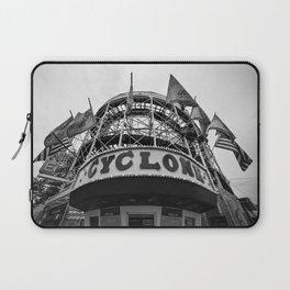 Coney Island Cyclone Laptop Sleeve