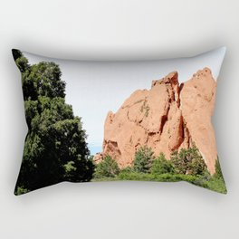 Garden of the Gods 4 Rectangular Pillow