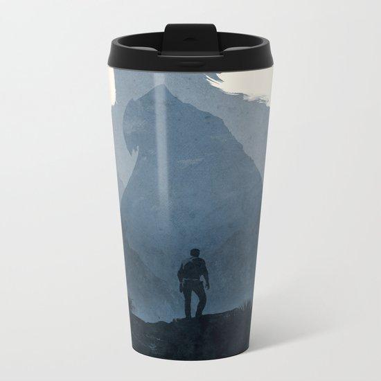 Uncharted 4 Metal Travel Mug