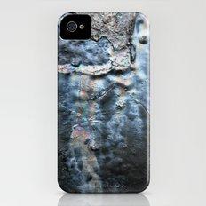Black Rainbows Slim Case iPhone (4, 4s)