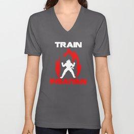 Train Insaiyan Tank Top Bro Dbz Super Saiyan Gym Dragon Ball  Vegeta T-Shirts Unisex V-Neck