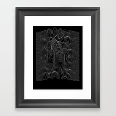 SPACE 1979 Framed Art Print