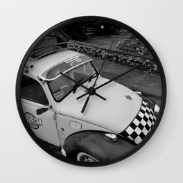 ready for a trip Wall Clock