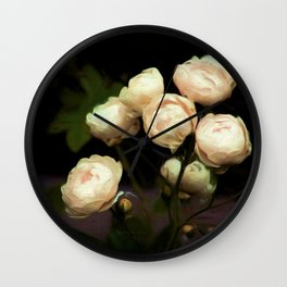 The delicate ones Wall Clock