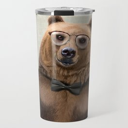 Mr Bear Travel Mug