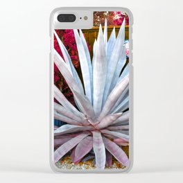 The Agave Clear iPhone Case