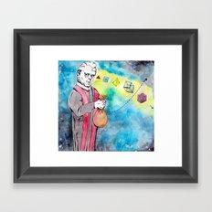 antichrist Framed Art Print