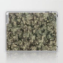 Sexy girls camouflage Laptop & iPad Skin