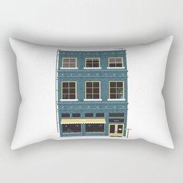 Market St. Rectangular Pillow