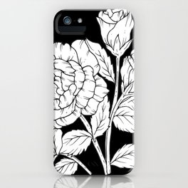 English Rose iPhone Case