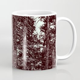 Forest of Contrast Coffee Mug