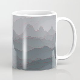 Mountains of Madness I Coffee Mug