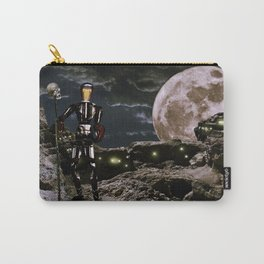 Robot warrior  Carry-All Pouch