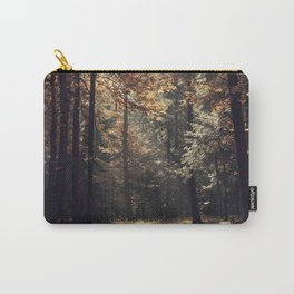 Autumn light and rays - horizontal Carry-All Pouch