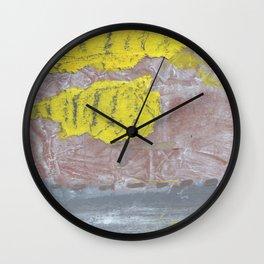 Clouds Wall Clock