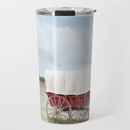 Prairie Schooner Travel Mug