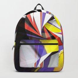 Mondrian's Makeover Backpack