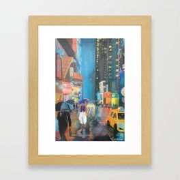 Agrabah, New York Framed Art Print