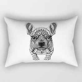 Dog Vector Rectangular Pillow