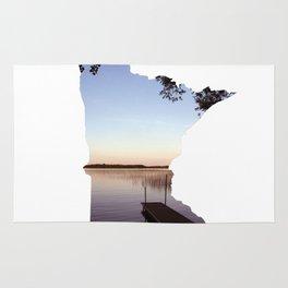 Lake Minnesota Rug
