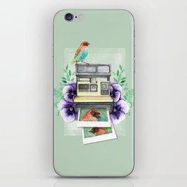 Selfie iPhone Skin
