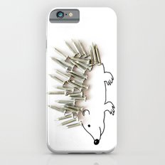 Nail Hedgehog iPhone 6s Slim Case