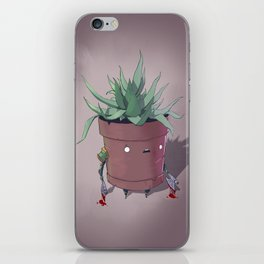 Aloe iPhone Skin