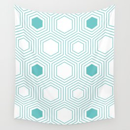 HEXMINT Wall Tapestry