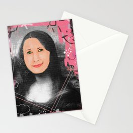 Mona nuova  Stationery Cards